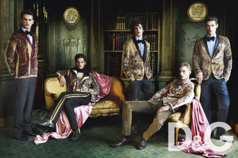 Campagne Dolce & Gabbana