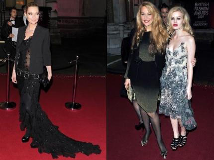 British Fashion Awards 2009