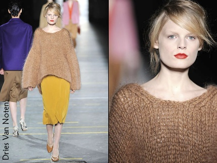 Pull oversize Dries Van Noten