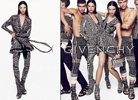 Givenchy - Campagne printemps/été 2010