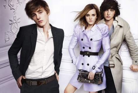 Collection Burberry 2010