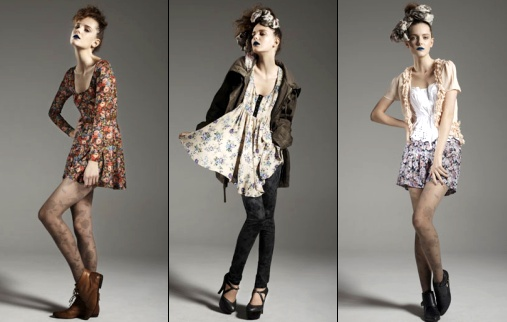 Collection Topshop 2010