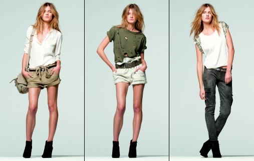 Iro - Collection printemps été 2010 - Tendances de Mode ad33d9d7701