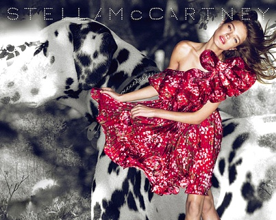 Campagne Stella McCartney 2010