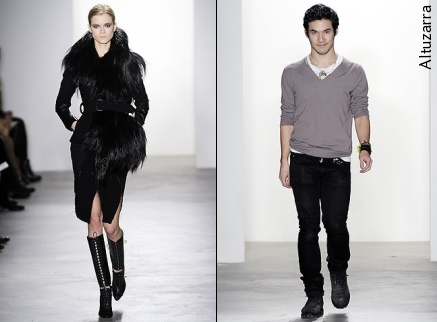 Fashion week de New York 2010