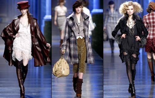 Procession Dior 2011