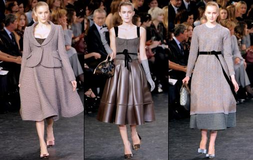 Défilé Louis Vuitton 2011