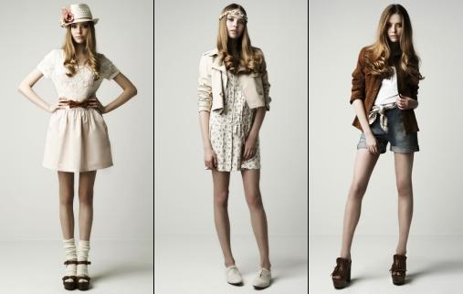 Zara - Dress code printanier