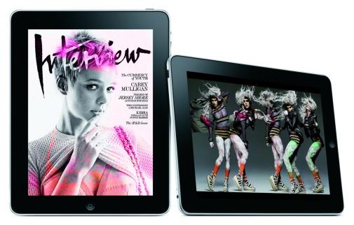 Condé Nast sur l'iPad