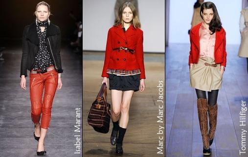 Tendances automne/hiver 2010-2011