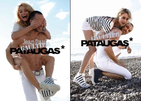 Pataugas x Jean Paul Gaultier