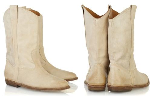 Boots de cow-boy Martin Margiela
