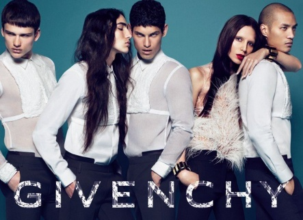Campagne Givenchy 2011