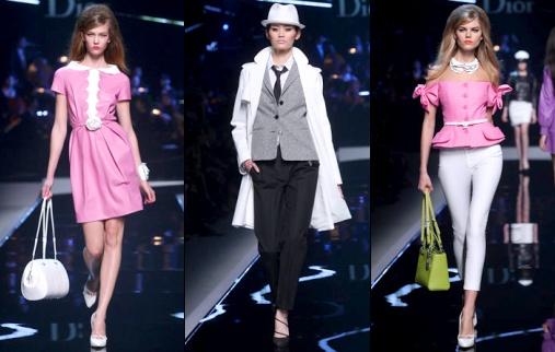 Défilé Dior 2011