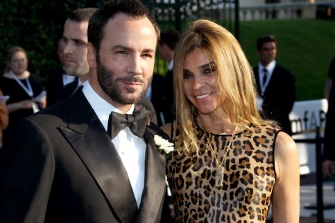 Tom Ford & Carine Roitfeld