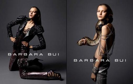 Campagne Barbara Bui