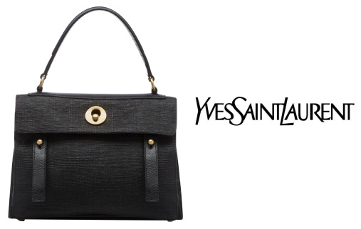 Yves Saint Laurent Muse Two Artisanal Recycled bag