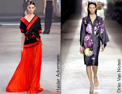 La veste kimono