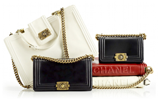 Les sacs Boy de Chanel