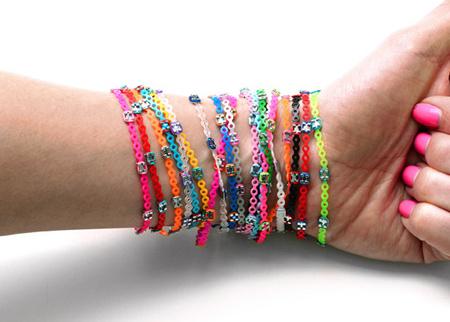 Bracelets Braced-Lets