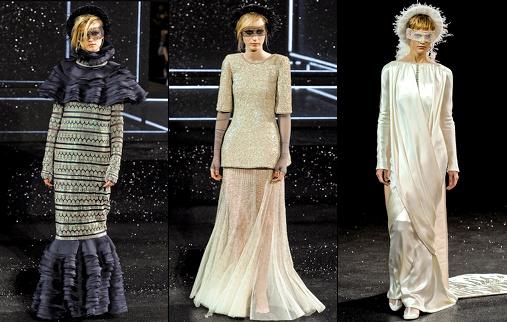Défilé Chanel Haute Couture