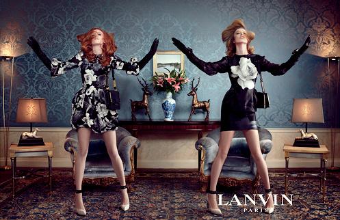 Campagne Lanvin 2012