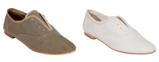 Oxfords en toile Steve Madden