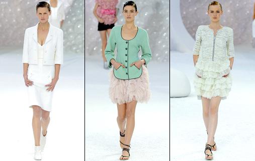 Défilé Chanel 2012