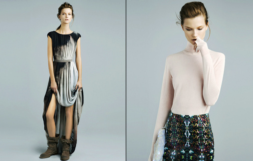 Zara - Collection automne 2011