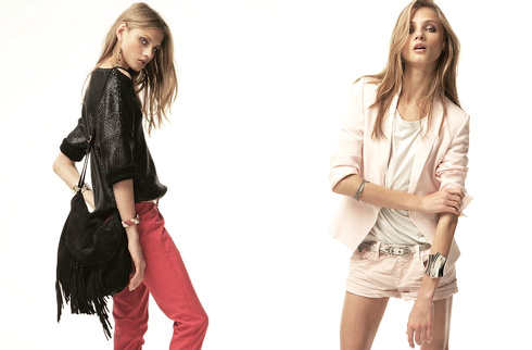 Collection Mango �t� 2012