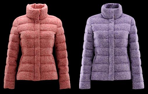 50dbf31cb516 Doudounes Moncler - Automne hiver 2011-2012 - Tendances de Mode