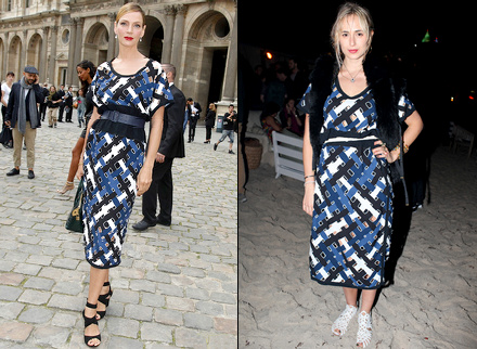 Robes Louis Vuitton