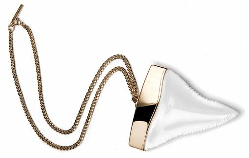 Collier dent de requin Givenchy