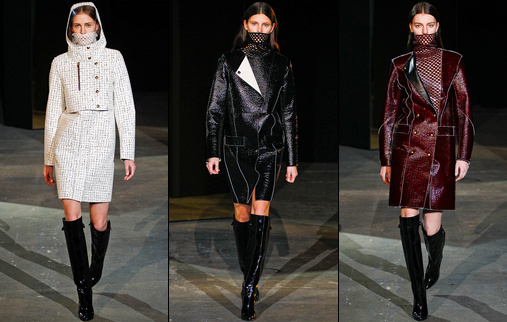 af353d713f Défilé Alexander Wang - Automne/hiver 2012-2013 - Tendances de Mode