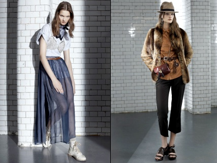 Collection Topshop 2011