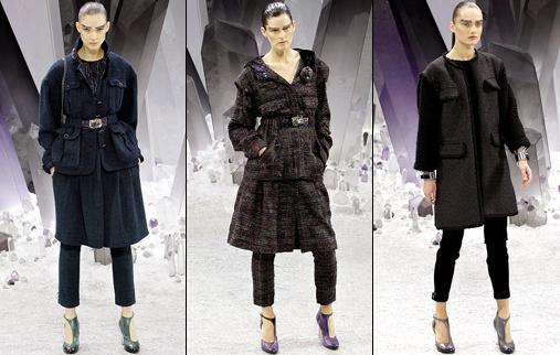 Défilé Chanel 2013