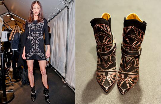Boots Isabel Marant 2013