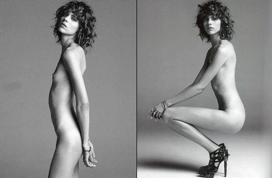 Vogue contre l'anorexie