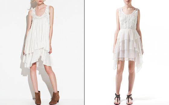 Robes de mariée Zara