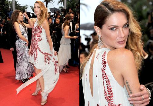 Erin Wasson � Cannes