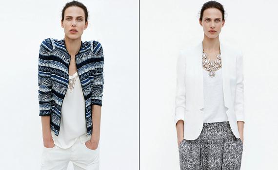 Zara - Collection été 2012