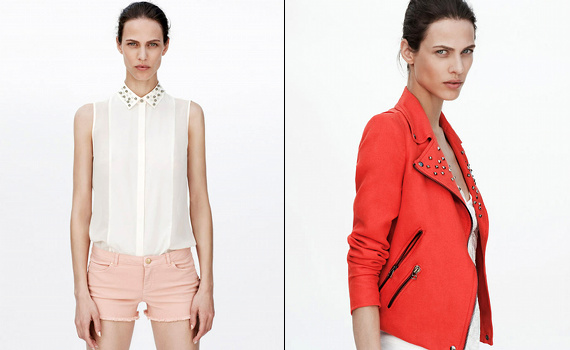 Zara - Collection �t� 2012