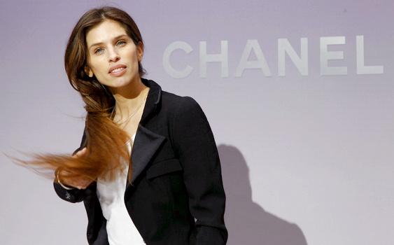 Maïwenn, égérie Chanel