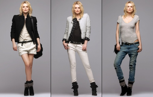 Iro - Collection automne hiver 2010-2011 - Tendances de Mode 4618bd0097a