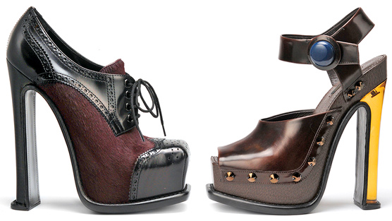 Chaussures Louis Vuitton 2013