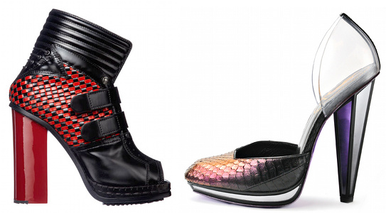 Chaussures automne/hiver 2013