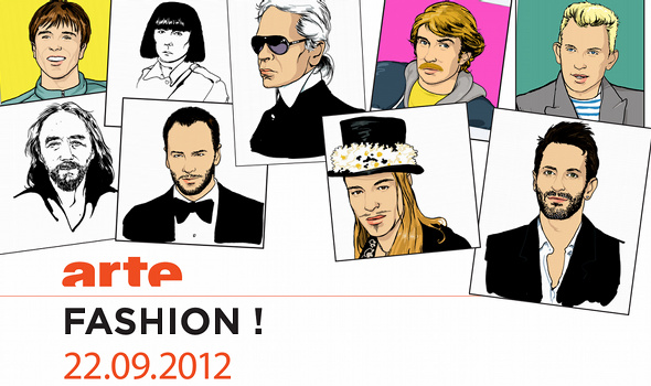 Fashion! sur Arte