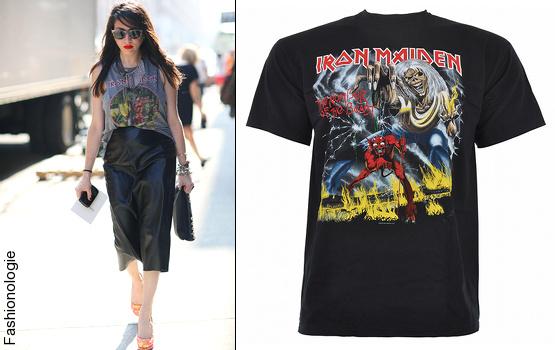 Tee-shirt Iron Maiden