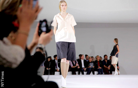 Le cas jil sander tendances de mode for Courant minimaliste