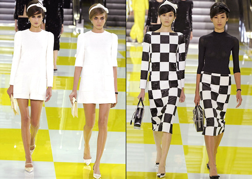 Défilé Louis Vuitton 2013